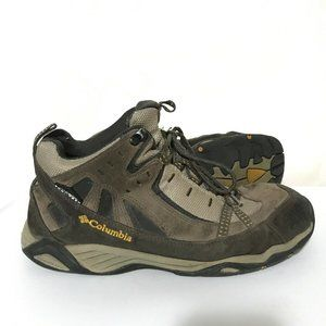 Columbia Shoes - Columbia Omni Tech Hiking Waterproof Boots Brown